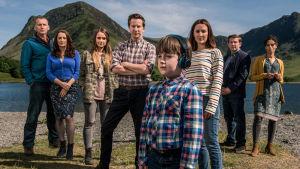 Brittisarja on herkkä kuvaus perheestä, joka joutuu kohtaamaan lapsensa erityislaatuisuuden.