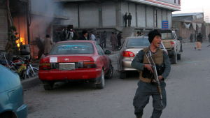 Pakistan anklagas for attack i kabul