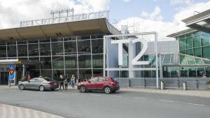 Helsinki-Vantaan lentokentän terminali 2T