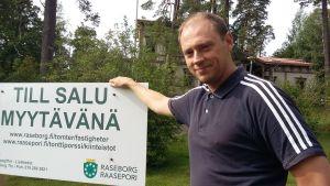 Villa Ormnäs i Ekenäs säljs enligt anbudsförfarande