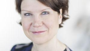 Kaisa-Reeta Koskinen vid Energimyndigheten.