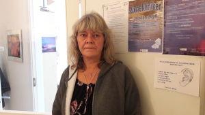 Pixneklinikens chef Camilla Berts-Orre