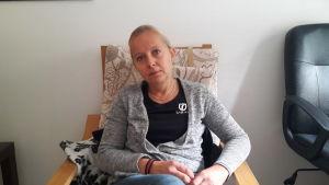 Eva Asplund, verksamhetsledare för USM, Understödsföreningen för svenskspråkig missbrukarvård