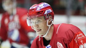 Tommi Santala spelar för Helsingfors IFK.