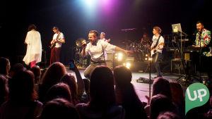 Uusi Päivä show Tampere-talossa 15.5.2015