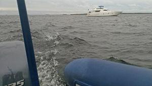 Forskningsfartyget Oceana.