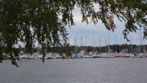 SSJ:s båthamn i Jakobstad