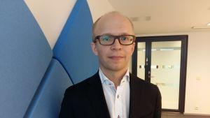 Max Jansson är specialforskare.
