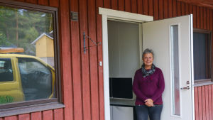 Flyktingkoordinator Gudrun Degerth.