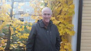 Heikki Kurkiala jobbar som psykoterapeut och familjeterapeut i Vasa
