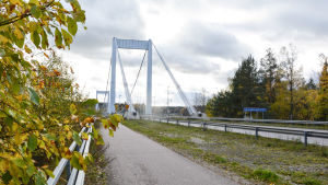 Rävsundsbron.