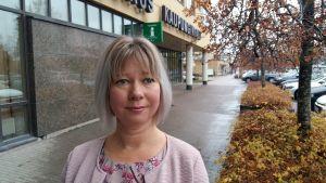 Miia Lindström.