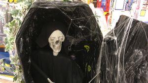 Halloweendekorationer