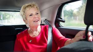 Tanskan ammattiliittojen keskusjärjestön LO:n johtajaksi valitaan Lizette Risgaard, historian ensimmäisenä naisena.