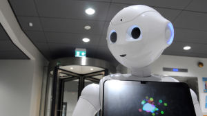 Sosiaalinen robotti Ylermi