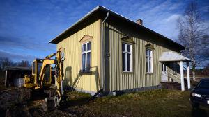 Bönehuset Ebeneser i Västerhankmo.