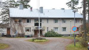 Rosinne, ett vårdhem för äldre i Ekenäs.
