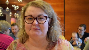 Kristina Engman arbetar vid Evangeliska folkhögskolan i Vasa.