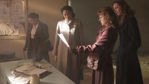 Sarjasta Bletchleyn nelikko: San Francisco nähdään kahdeksan uutta jaksoa.
