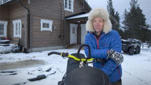 Jussa Seurujärvi, renskötare, Enare