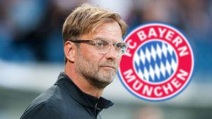 Den tidigare Dortmundtränaren Jürgen Klopp tar sitt Liverpool till München.