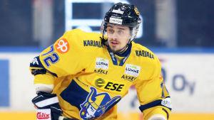 Vadim Pereskokov gjorde Jukurits båda mål.