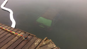 Bil i havet, Dalsbruk.