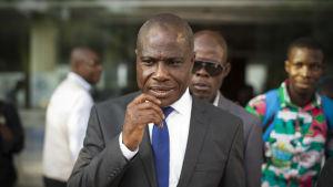 Den förre oljedirektören, oppositionsledaren Martin Fayulu ledde klart i opinionsmätningar inför valet