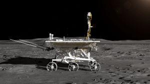 Den kinesiska rymdsonden Chang 4