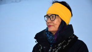 Porträttbild av Kukka-Maaria Luukkonen.