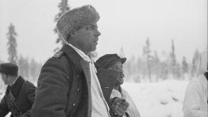 Aarne Edvard Juutilainen vuonna 1939.