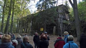 Hitlerin Sudenpesä oli pahamaineinen ja suurin päämaja toisen maailmansodan aikana.