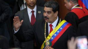 Nicolas Maduro, Venezuelas president.