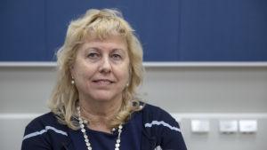 Ylihoitaja Inger Mäenpää, Lastensairaala HUS