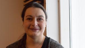 Laura Tiittanen fick järninfusion och reagerade med anafylaktisk chock.