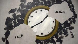 René Magritte: Tidens speglingar (1928)