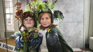 Jenna Rönkkö ja Pirkko Vuorilehto