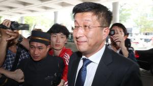 Nordkoreas nya chefsförhandlare i nedrustningssamtal, Kim Hyok-Chol