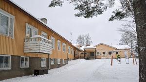 Sannäs skola i Borgå.