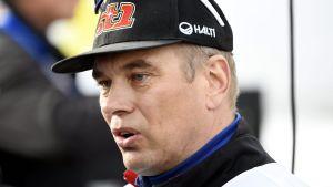 Aki Hukka är Finlands chefsvallare.