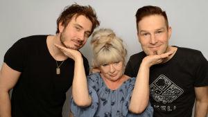 Sebastian Rejman, Darude ja Tarja Närhi