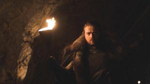 Bild ur trailern för Game of Thrones-podden.