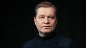 MOT:n toimittaja Kai Byman.