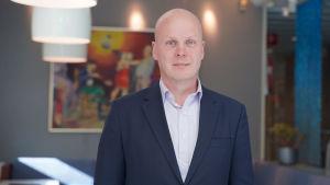 Jani Kempas ansvarar för påverkansinvesteringar vid FIM:s kapitalförvaltning.