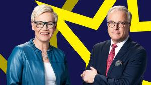 Susanna Turunen ja Matti Rönkä