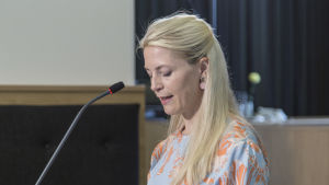 Susanne Ehnbåge / toimitusjohtaja / Lindex / Stockmann 30.04.2019