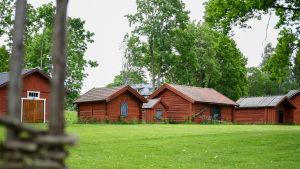 Gammelgården i Ingå