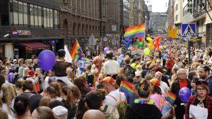 Helsinki Pride 2018.