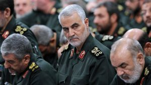 Islamilaisen vallankumouskaartin komentaja Qasem Suleimani on ollut yksi maailman pelätyimmistä miehistä lähes 20 vuoden ajan.