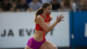 Miia Sillman springer.
